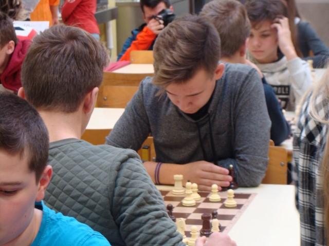 Rezultati področnega šahovskega OŠ tekmovanja