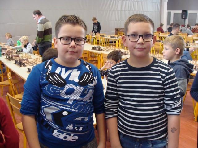 Osnovnošolsko šahovsko tekmovanje