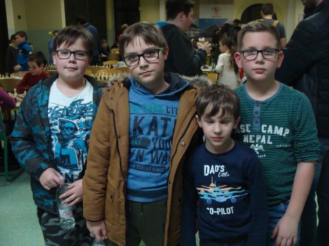 Področno ekipno osnovnošolsko šahovsko tekmovanje
