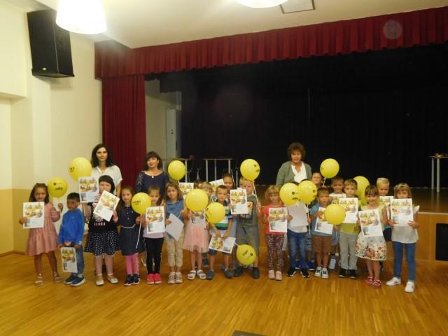 Prvi šolski dan na OŠ Sveti Jurij – poseben dan za 23 prvošolčkov