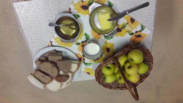 Tradicionalni slovenski zajtrk na OŠ Sveti Jurij