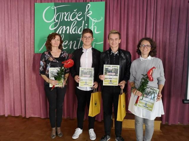 OGRAČEK MLADIH TALENTOV – podelitev nagrad nagrajencem 9. literarnega natečaja »Stoletje slovenskega Prekmurja«