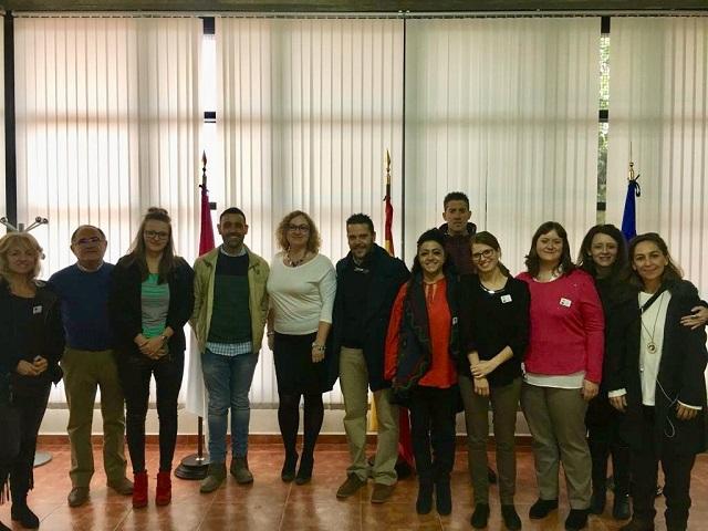 Prvo mednarodno izobraževanje v Španiji, Barcience, 12. – 16. 11. 2018