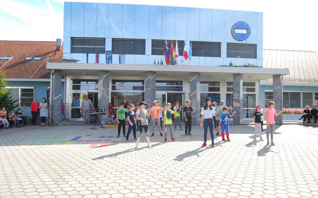 Zaključni dan Erasmus + tedna