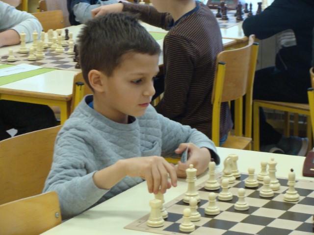 Področno šahovsko prvenstvo mladih